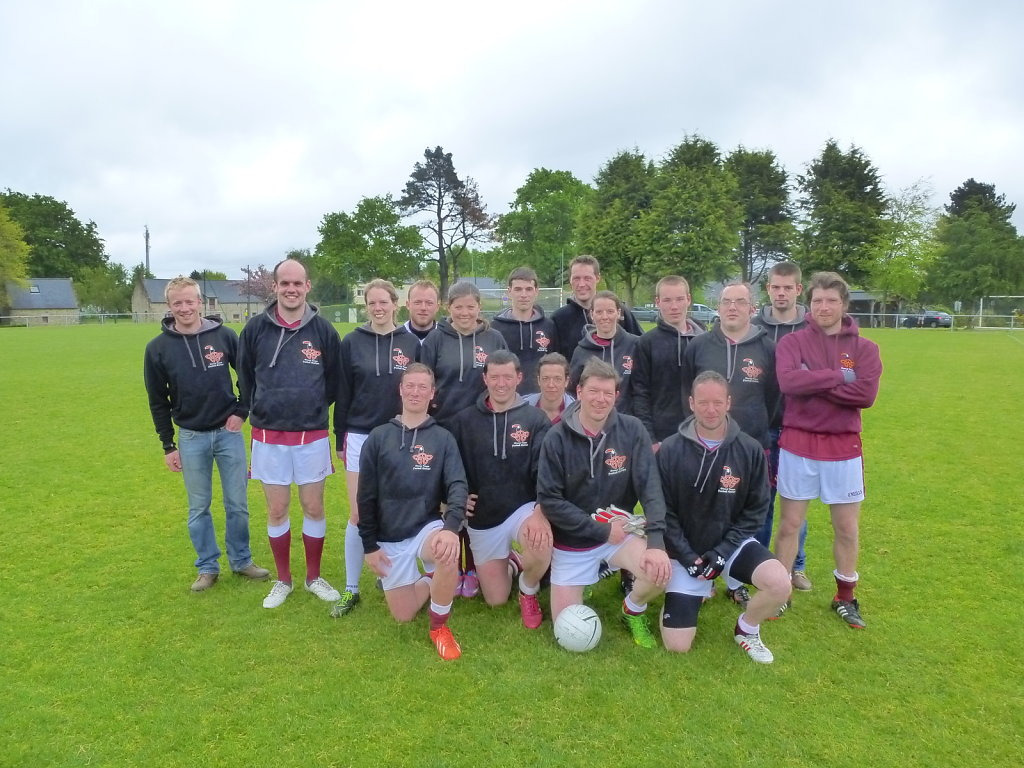 25/04/2015 - Dernier Match D2 : Vannes - Kerne/Brest